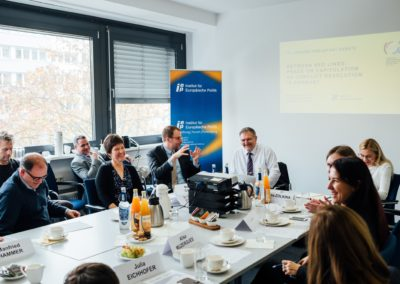 GURN – Strengthening networks between think tanks in Ukraine and Germany